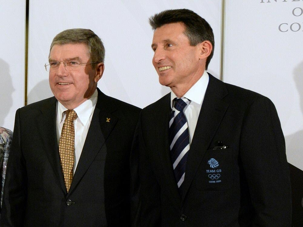 Bach kann sich Coe als IOC-Mitglied vorstellen