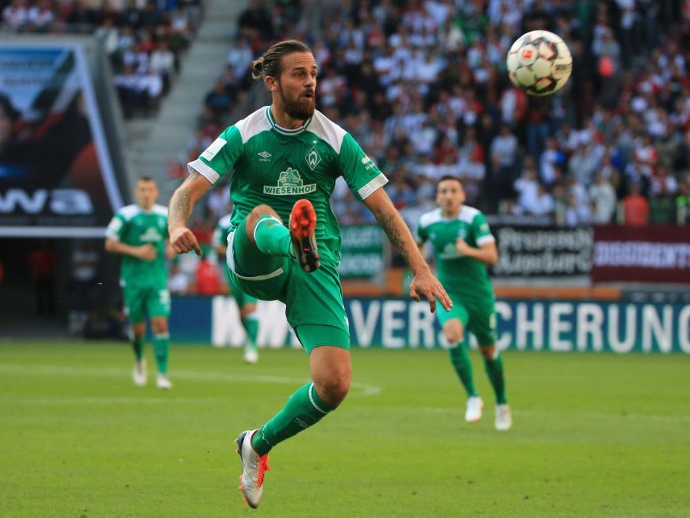 Im Training verletzt: Harnik fehlt gegen Wolfsburg