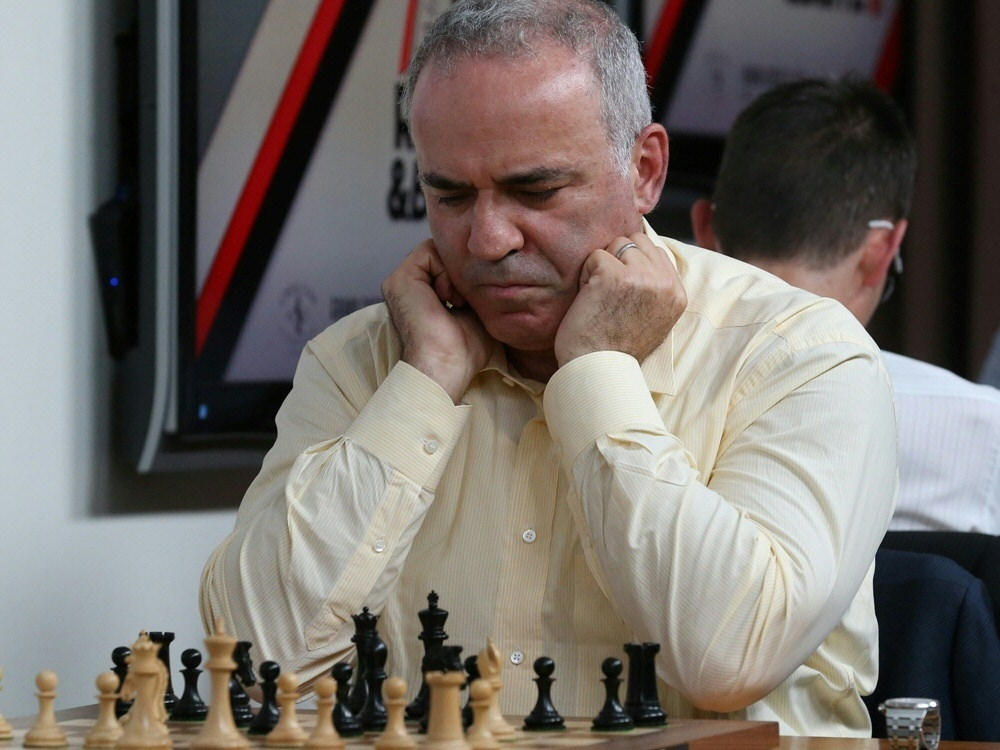 Kasparov will, dass Regierungsvertreter WM boykottieren