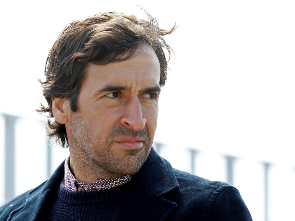 Raul wird Trainer bei der zweiten Mannschaft von Real