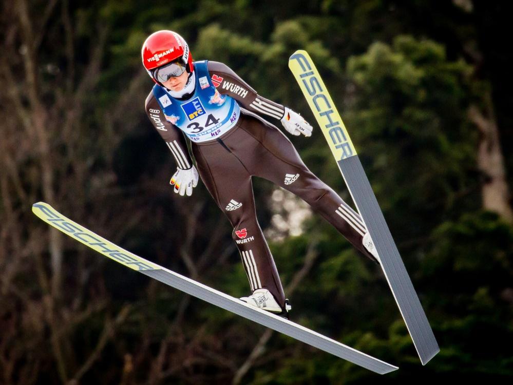 Olympiasiegerin Vogt muss wegen Knieproblemen aussetzen