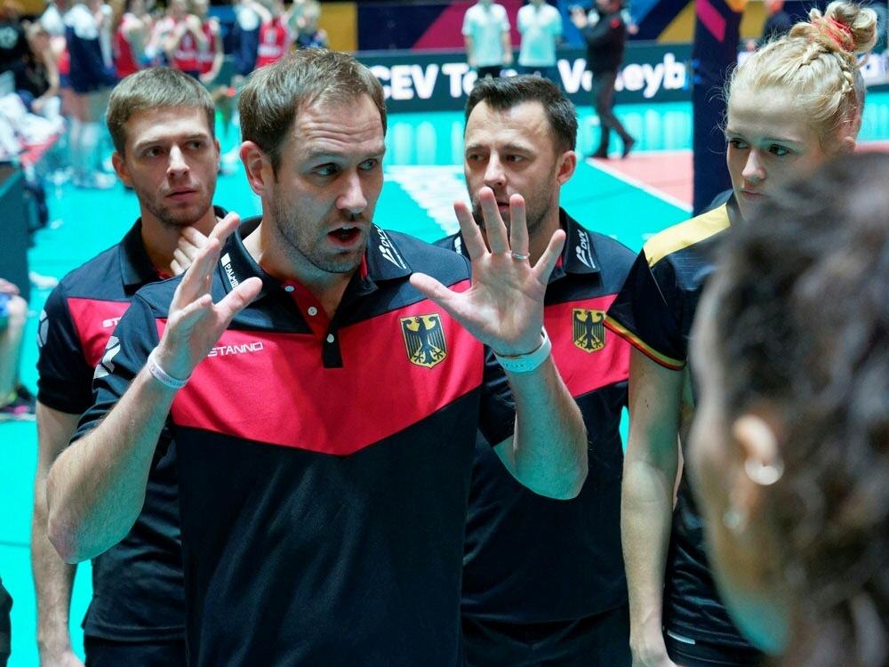 Bundestrainer Koslowski ist vorsichtig optimistisch