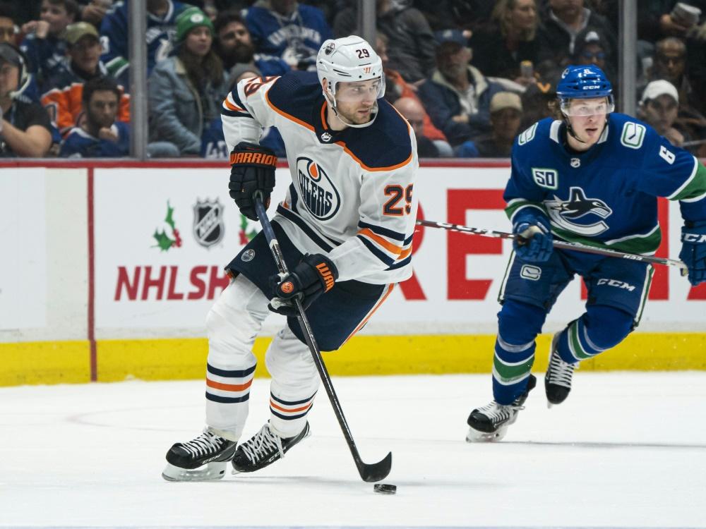 Die NHL veröffentlichte den Fahrplan für Leon Draisaitl und Co.