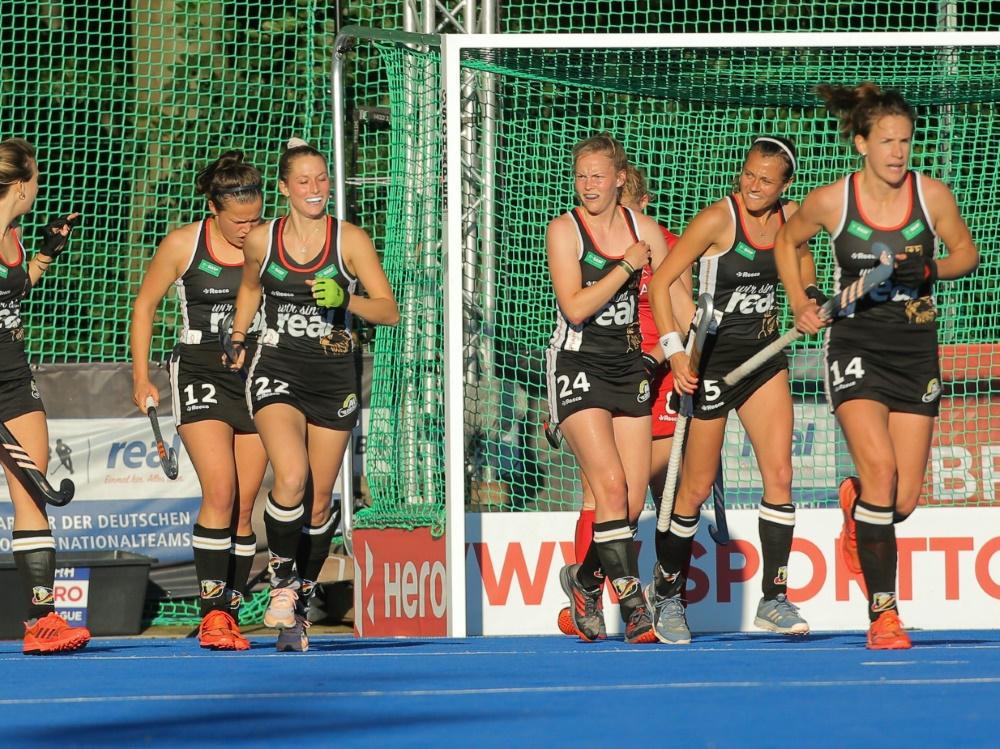 Die Hockey-Frauen starten am Sonntag in die EM