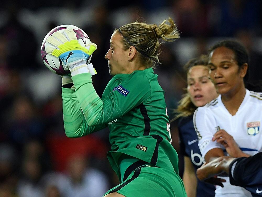 Ann-Katrin Berger wechselt zum FC Chelsea