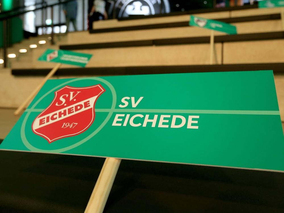 Der SV Eichede trifft in der ersten Runde des DFB-Pokals auf den 1.FC Kaiserslautern