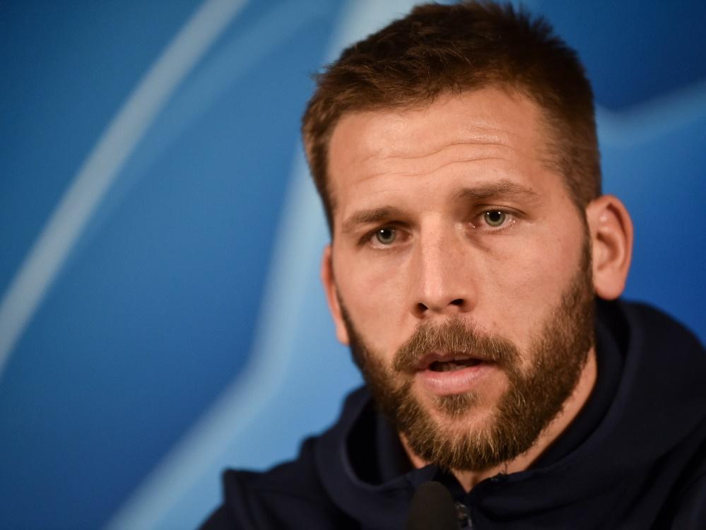 Burgstaller verletzte sich gegen den 1.FC Nürnberg