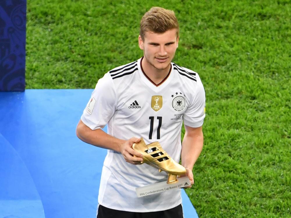 Bundesliga » News » Werner: Erste RB-Saison wie ein Märchen