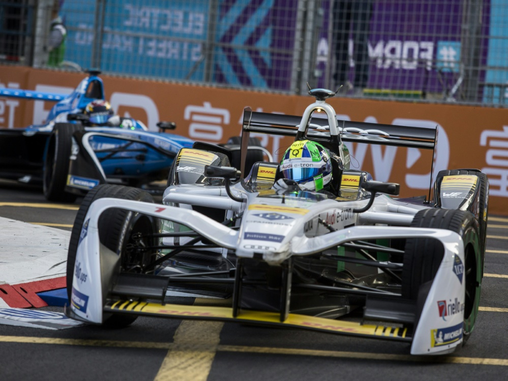 Formel E plant Nachtrennen in Saudi-Arabien