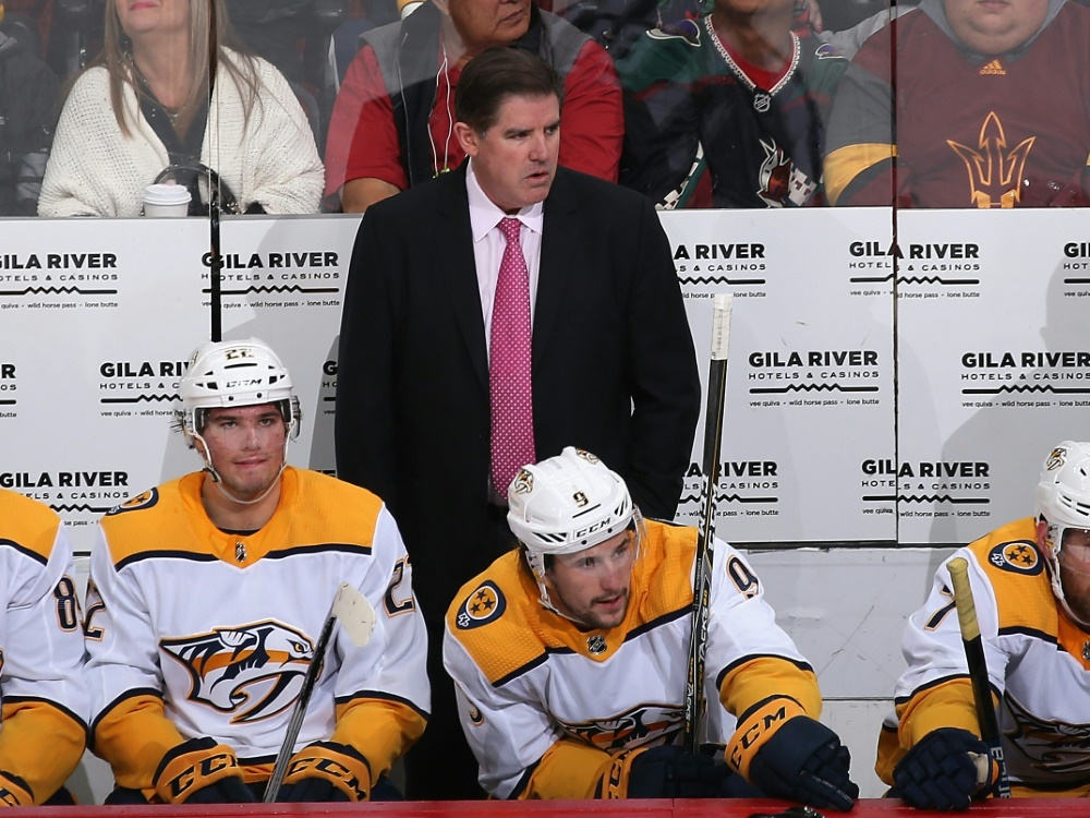 Neuer Job in Washington: Peter Laviolette
