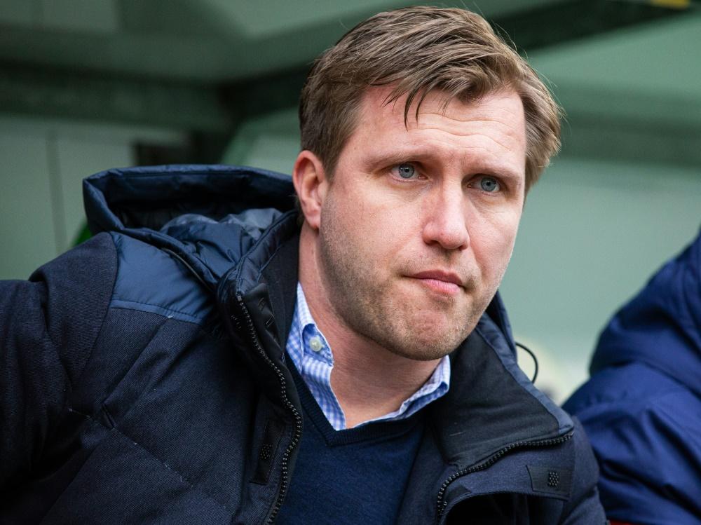 RB-Sportdirektor Markus Krösche warnt vor Madrid