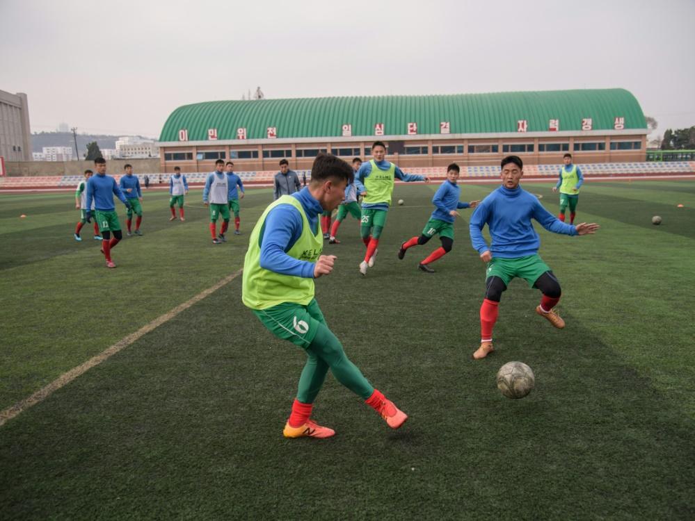 WM-Quali für Nordkorea beendet