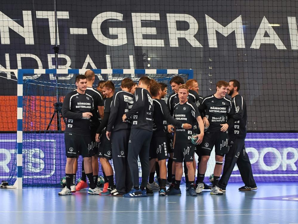 Das Spiel Flensburg gegen Pick Szeged findet nicht statt
