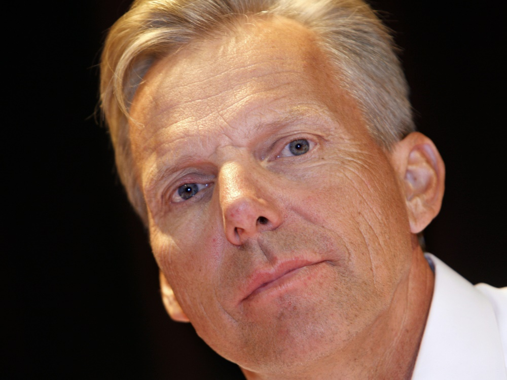 Jochen Schümann feiert seinen 65. Geburtstag