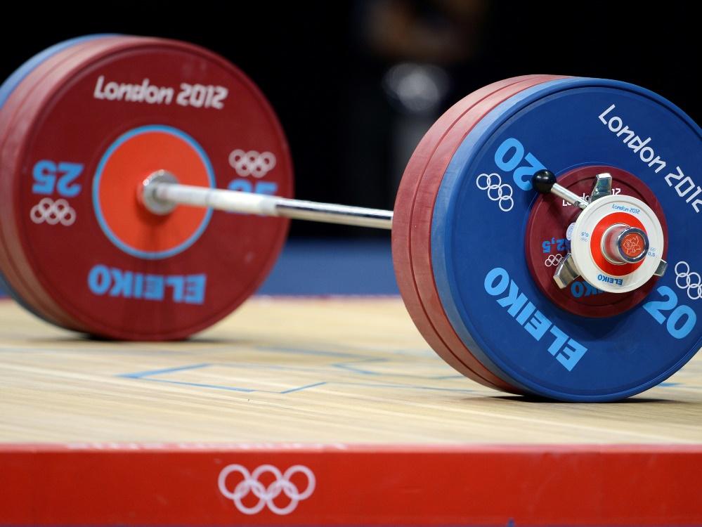 Der Gewichtheber-Präsident darf an Olympia teilnehmen