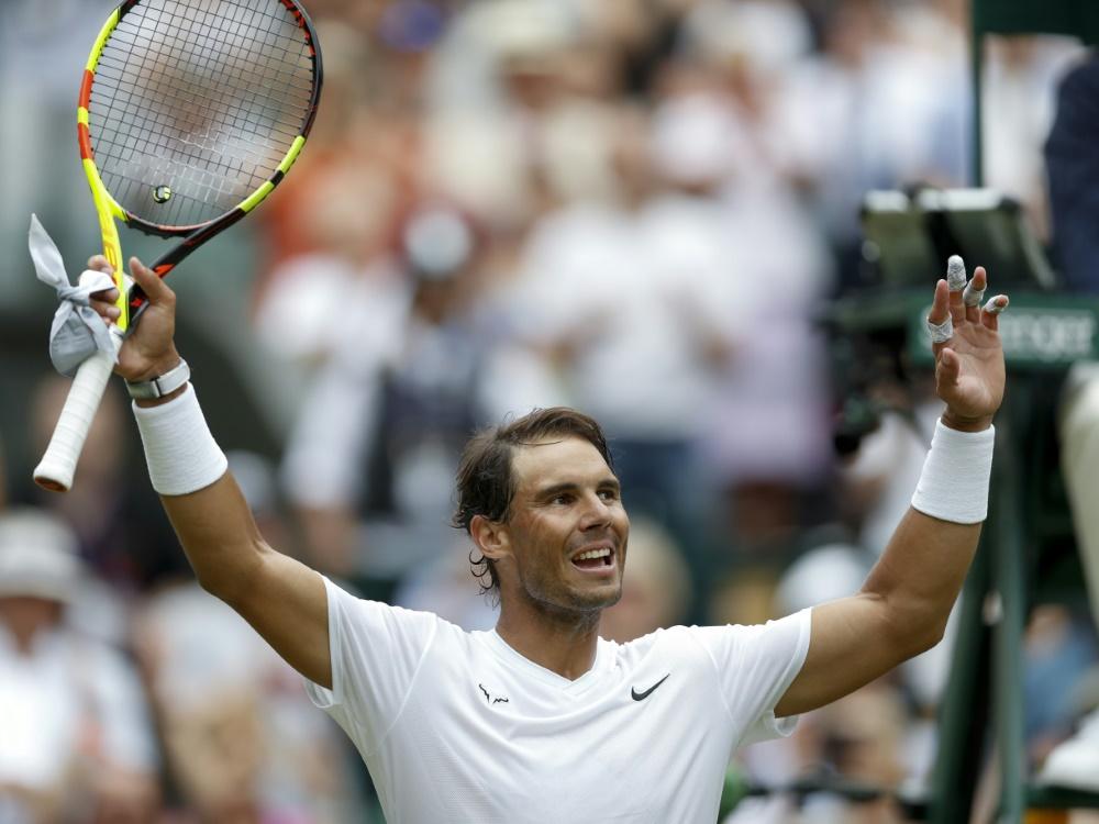 Nadal ist für das ATP-Finale am Saisonende qualifiziert