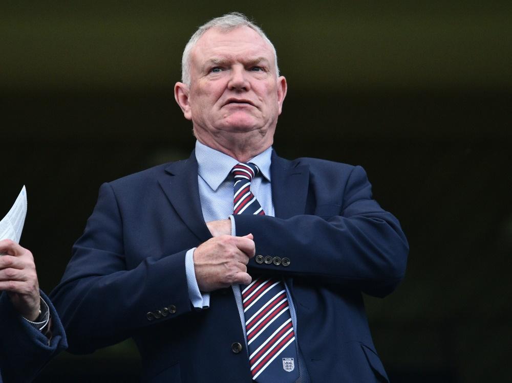 Clarke war seit 2019 Vize-Präsident der FIFA