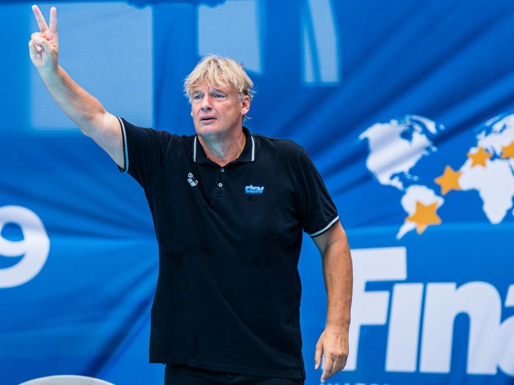 Trainer Hagen Stamm kann Verschiebung nachvollziehen