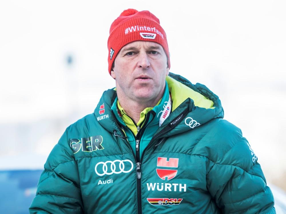 Schuster ersetzt Hannawald als Experte