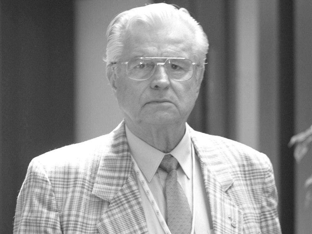 Heinze war seit 1992 Ehrenmitglied (Aufnahme von 2001)