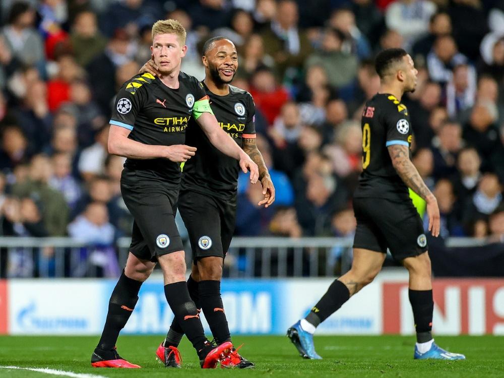 Manchester City darf in der nächsten Saison doch in der Champions League antreten