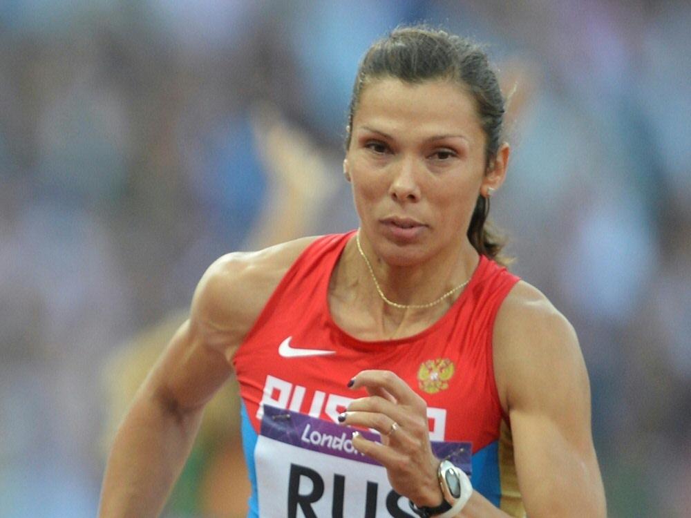 Russischer Leichtathletik-Verband sperrt Anastasiya Kapachinskaya