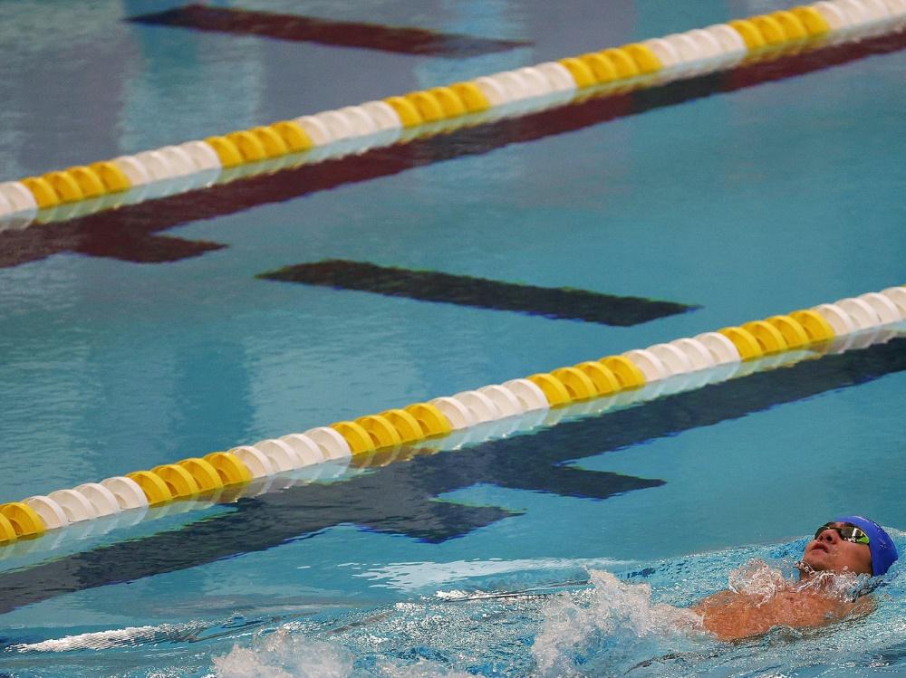 Josia Topf sichert sich Rang sieben über 50 m