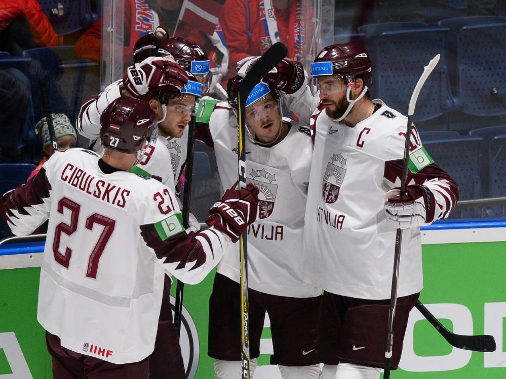 Lettland will nicht WM-Gastgeber mit Weißrussland sein