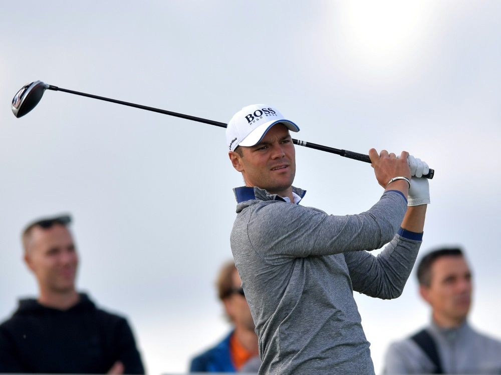 Golfstar Martin Kaymer hat in München 2008 gewonen