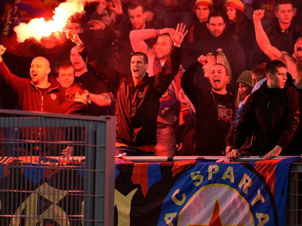 Sparta Prag: Ermittlung nach rassistischen Beleidungen