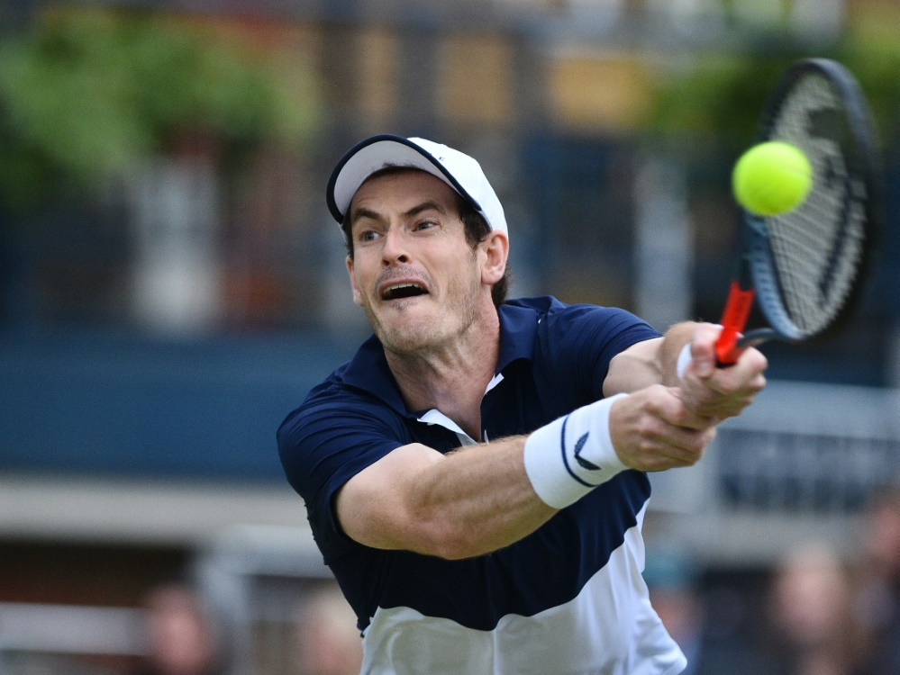 Andy Murray verliert in zwei Sätzen gegen Gasquet