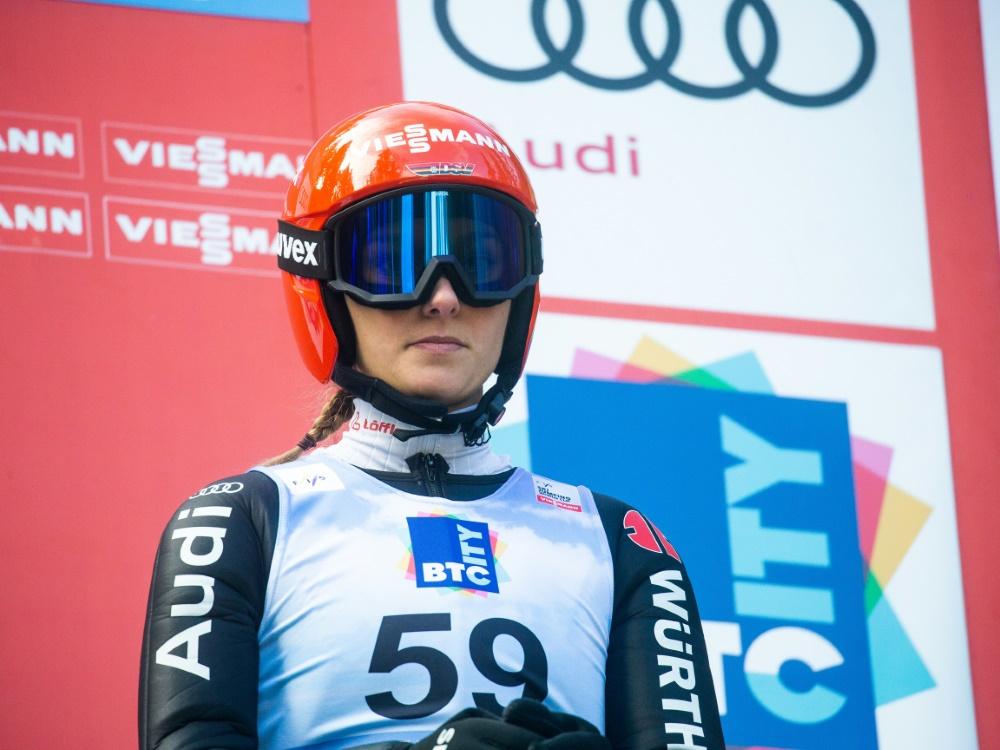 Produziert Schutzmasken gegen Corona: Katharina Althaus