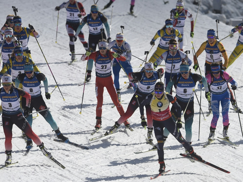 IBU plant mit kompletter Weltcupsaison