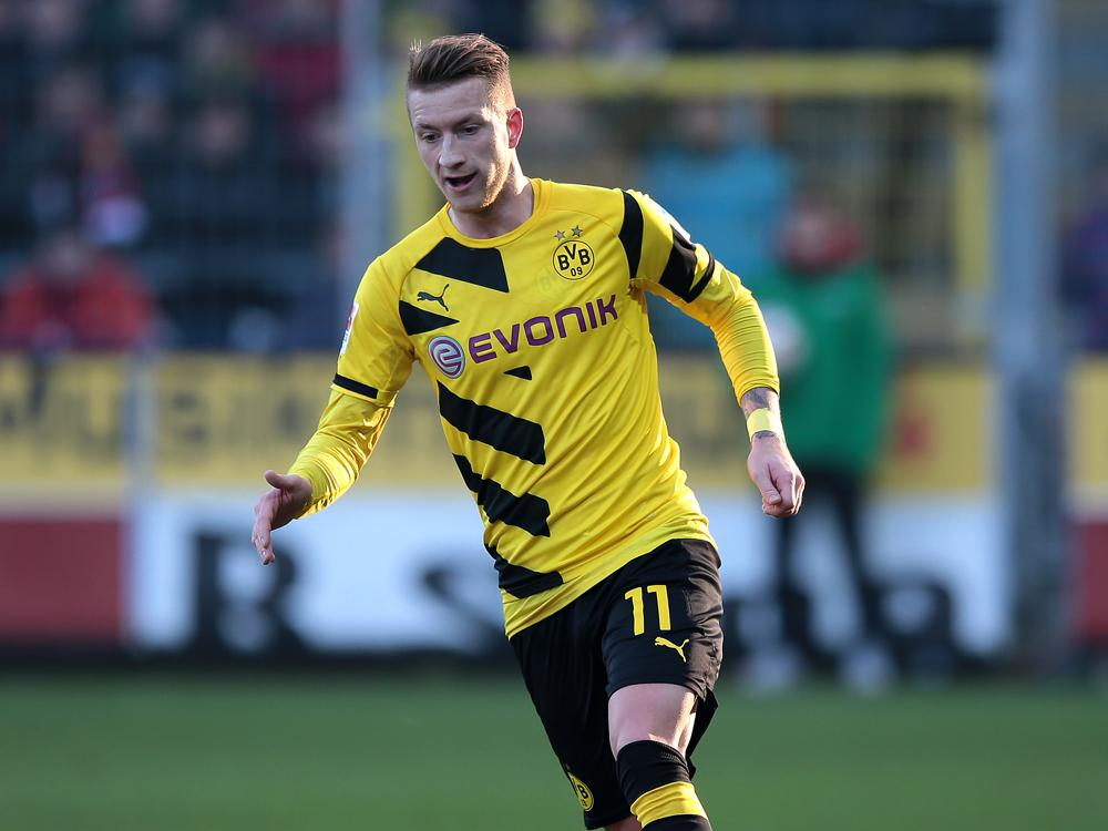 Reus könnte seinen Vertrag noch im Februar verlängern