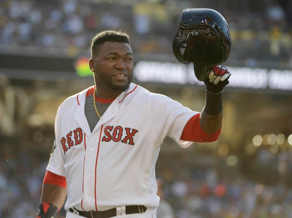 Gewann mit den Bosten Red Sox drei Mal die World Series