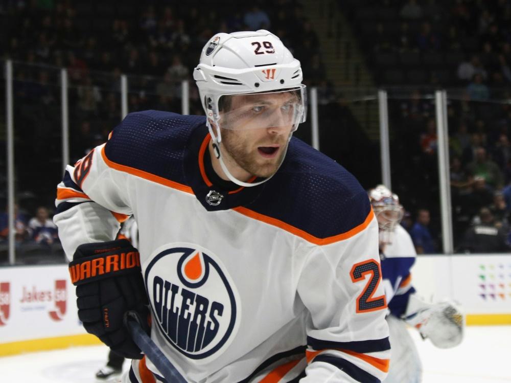 Draisaitl hat mit den Oilers den Stanley Cup im Visier