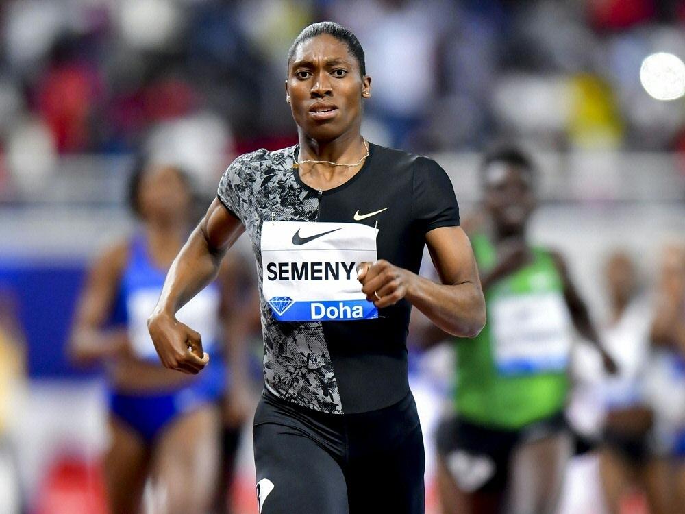 Semenya vermutet eine Kampagne gegen ihre Person