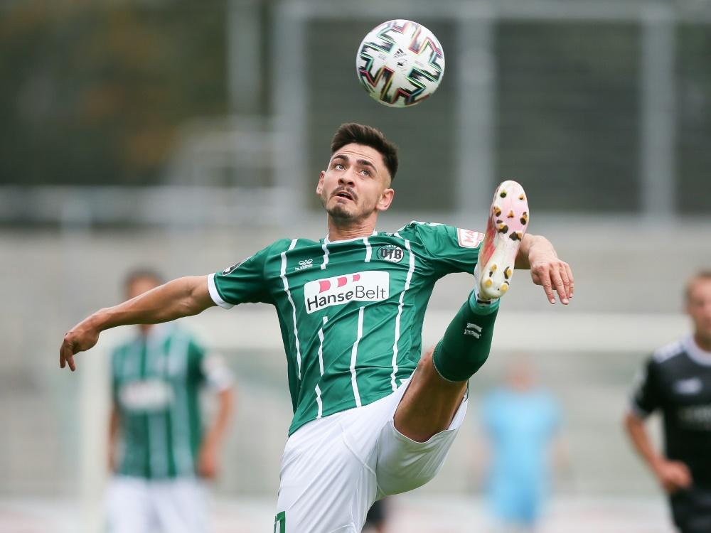Probespieler Ryan Malone bleibt bei Hansa Rostock
