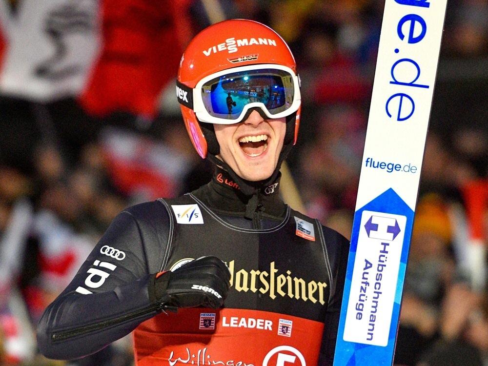 Steht vor seinem Comeback: Skispringer Stephan Leyhe