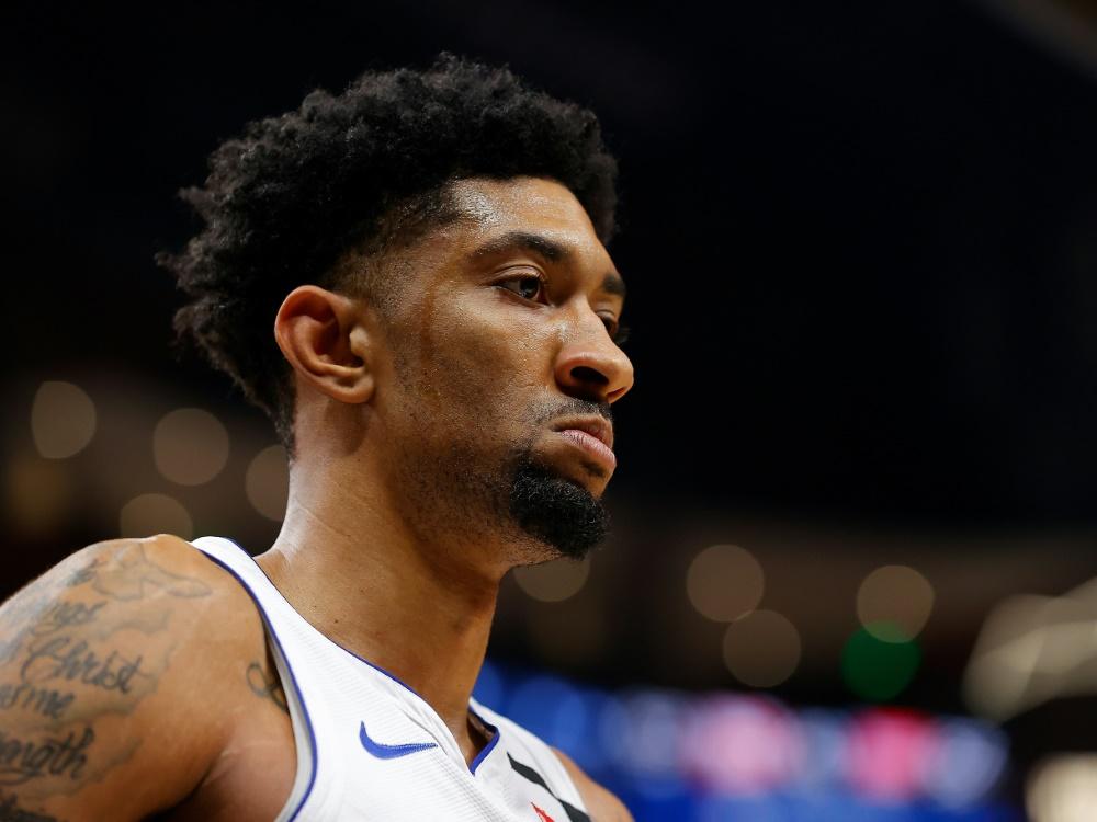 Wood spielte am 7. März gegen Goberts Utah Jazz