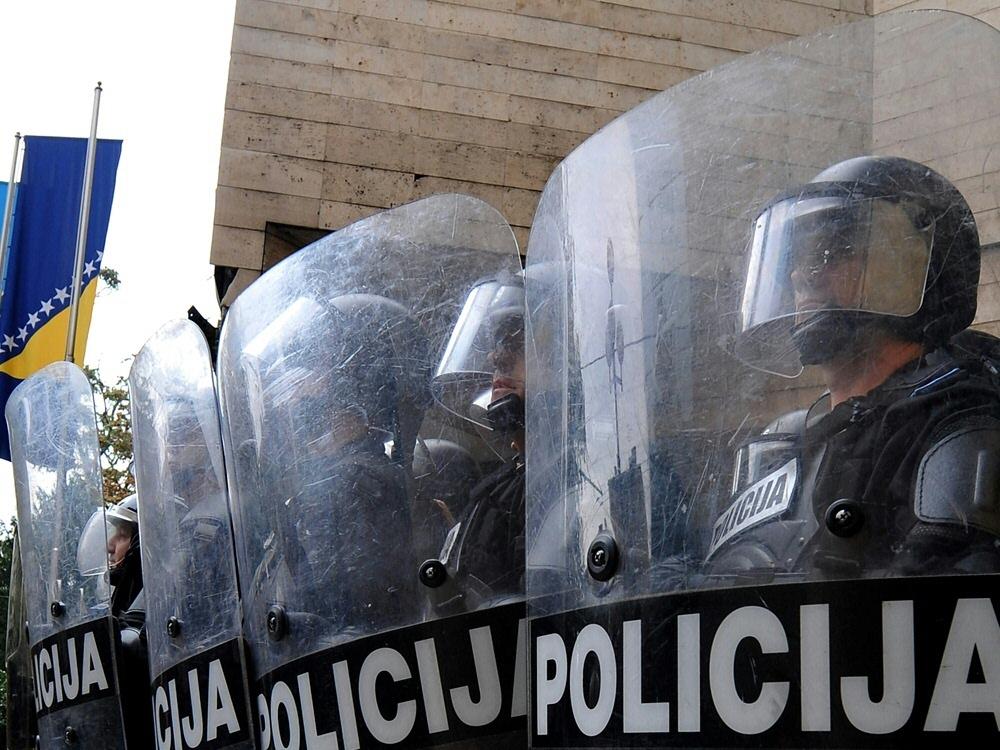Polizei weiter auf der Suche nach den Verdächtigen