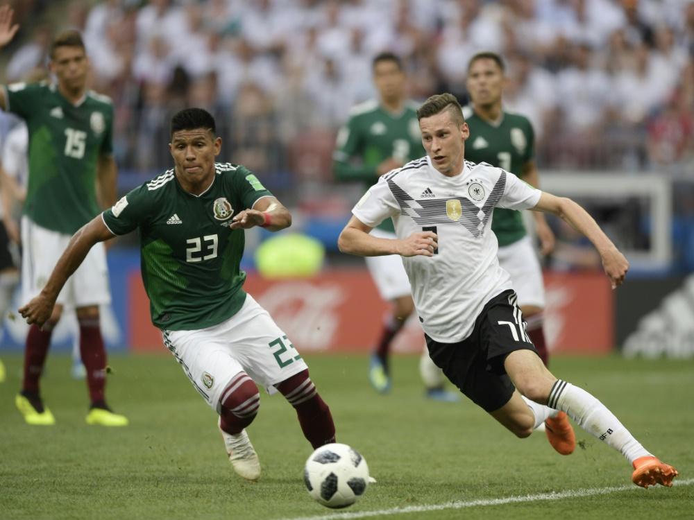 Deutschland Mexiko Live