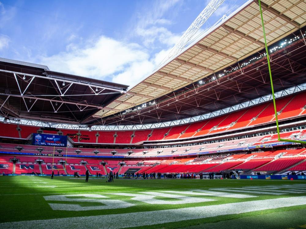 Die Jaguars tragen zwei NFL-Spiele in Wembley aus