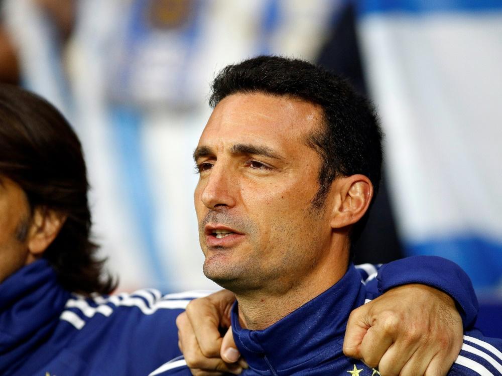 Mühsamer 1:0-Sieg für Coach Scaloni mit Argentinien