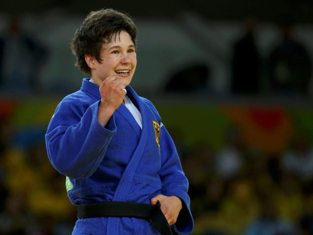 Holte Silber in Tiflis: Laura Vargas Koch