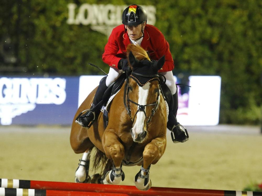 Marcus Ehning führt den neuen Olympiakader an