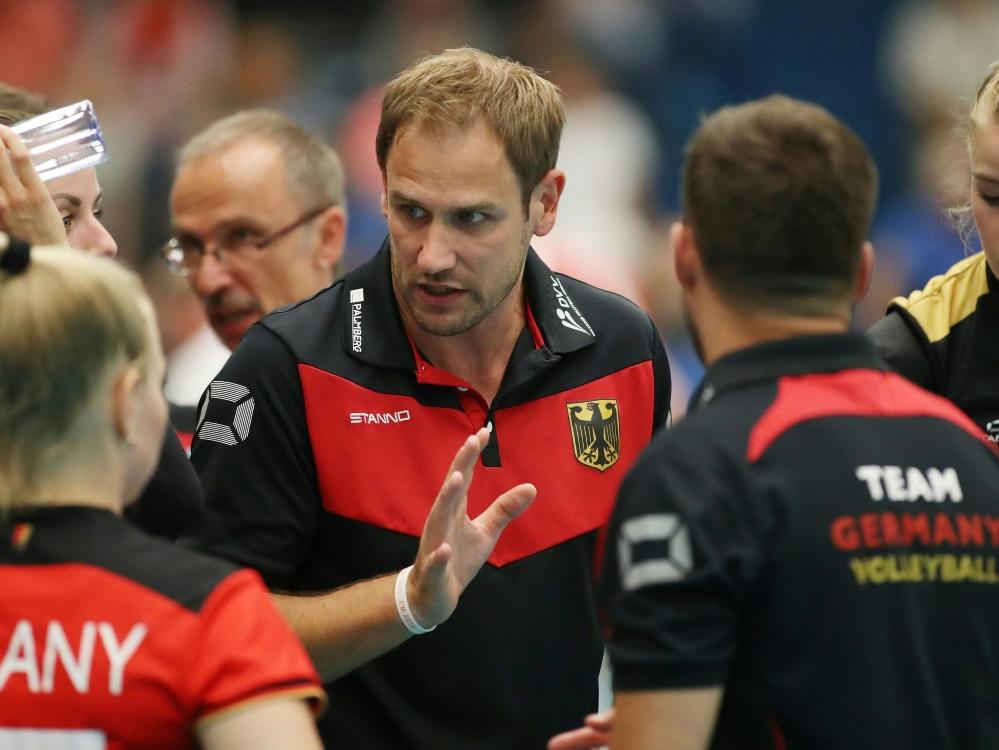 Die deutschen Volleyballerinnen schließen als Zehnte ab