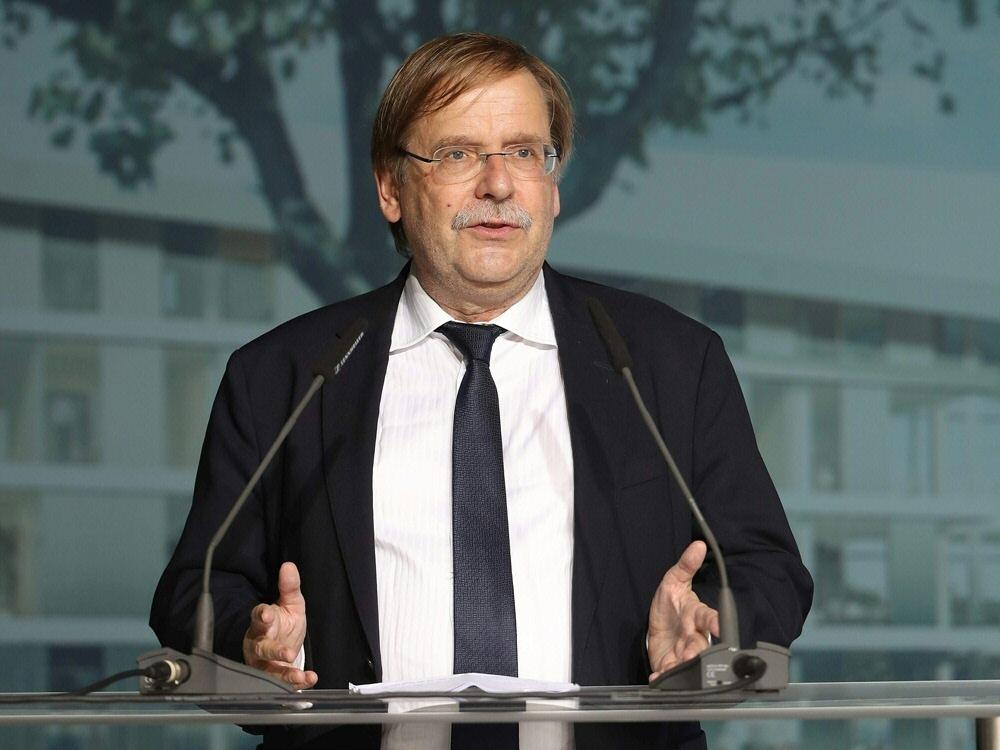 Rainer Koch ist beim DFB für Amateurfußball zuständigt