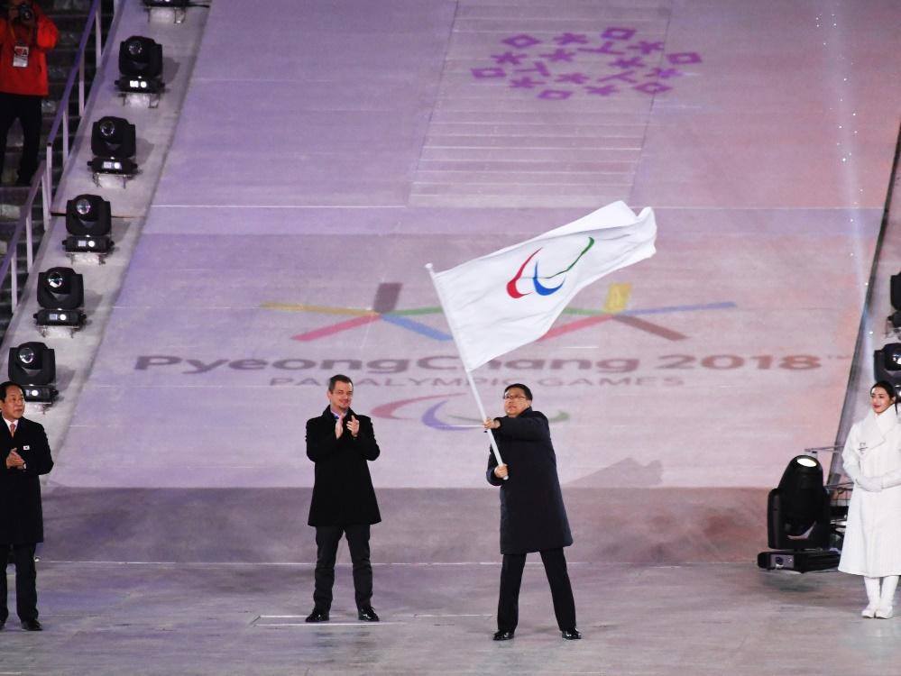 Nadeschda Fedorowa startete bei den Paralympics 2018