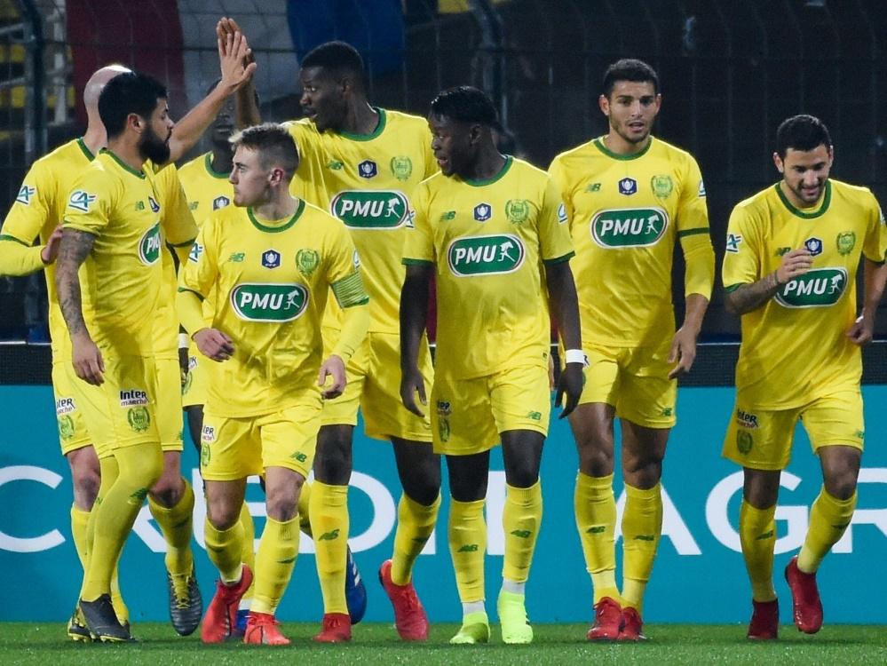 Sala-Tod: Spieler von Nantes werden Schwarz tragen